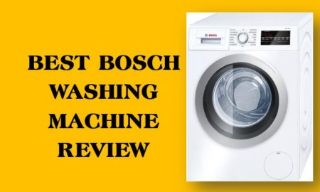 review of bosch washing machines