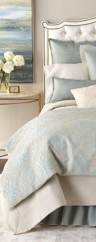 Fino Lino Linen & Lace Bedding
