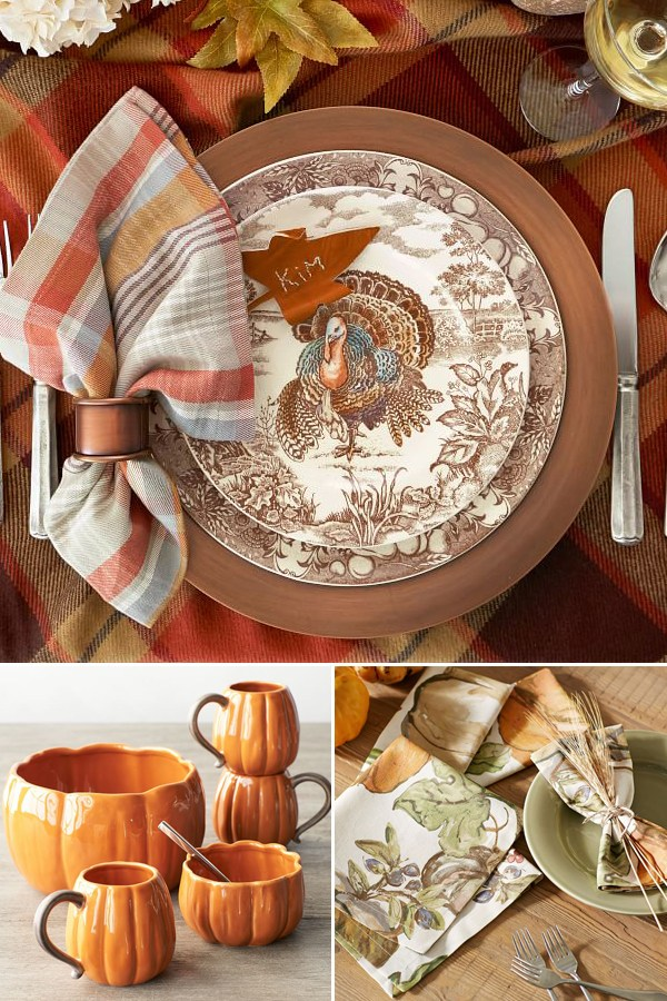 Shop Thanksgiving Decor