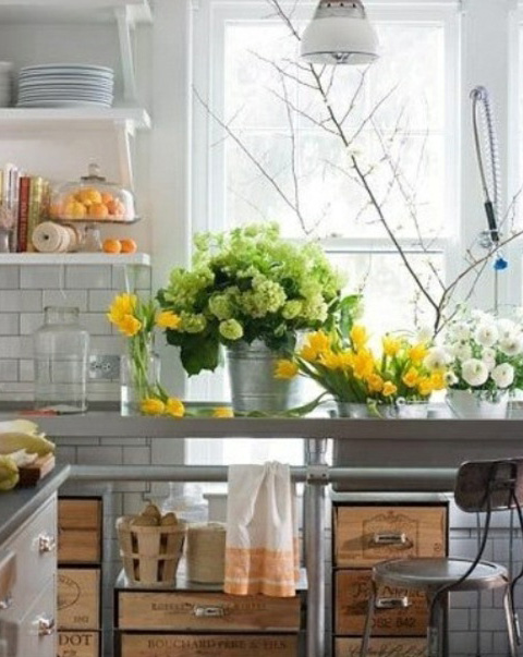 Spring in the Kitchen