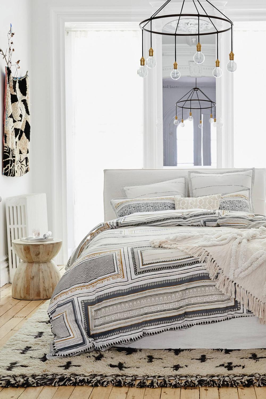 Scandinavian Style Bedding