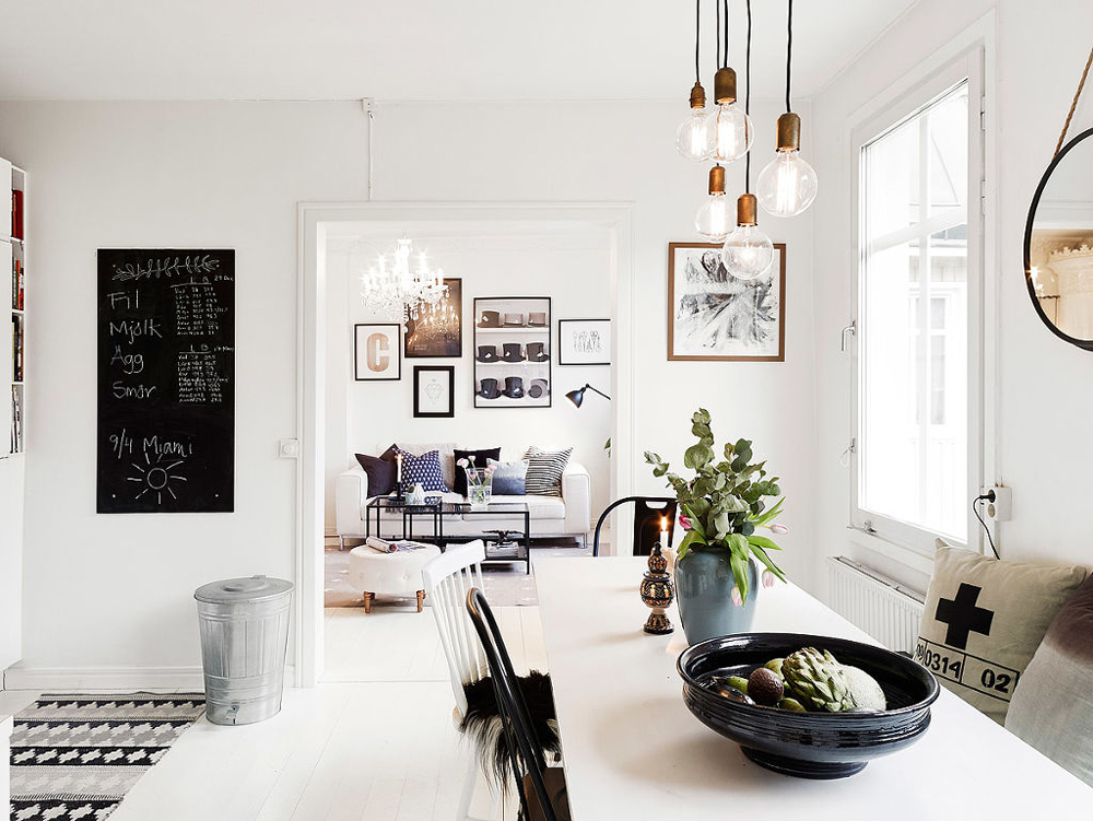 Scandinavian Dining Room Ideas