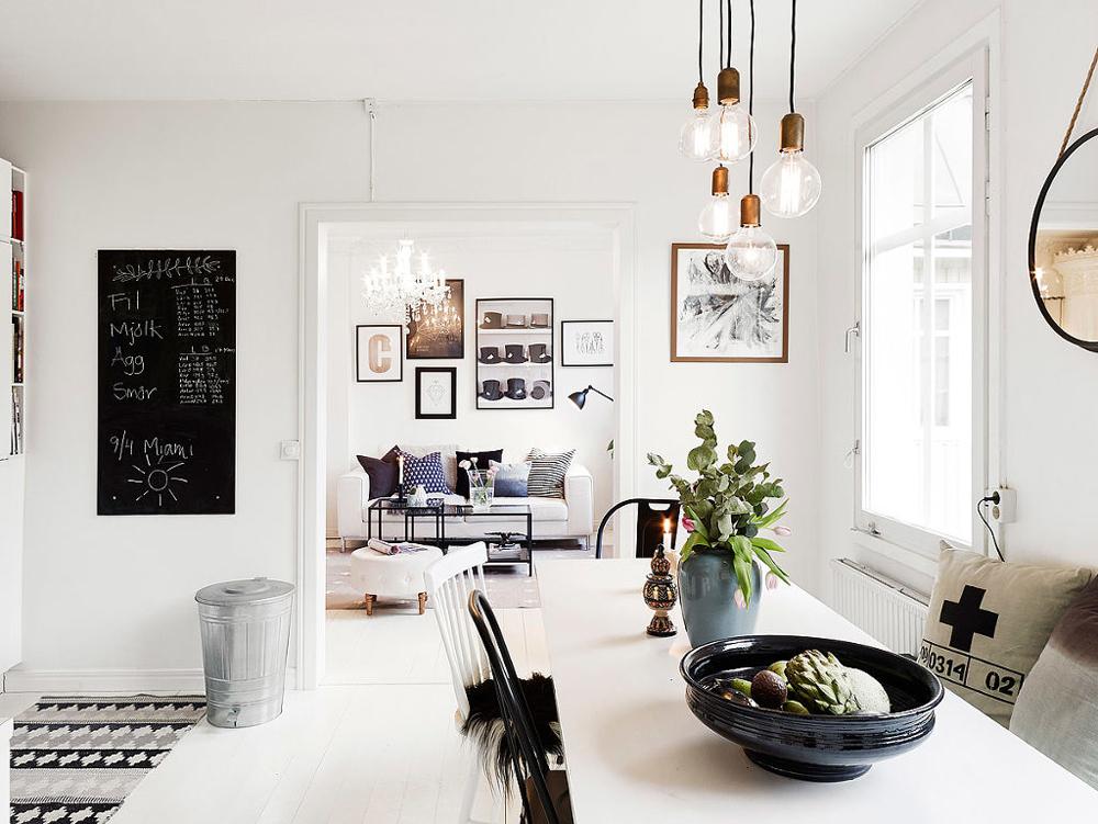 Scandinavian Dining Room Ideas
