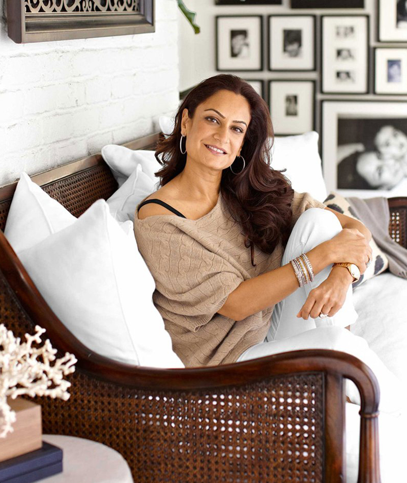 Globally Inspired Design | Home of Monica Bhargava
