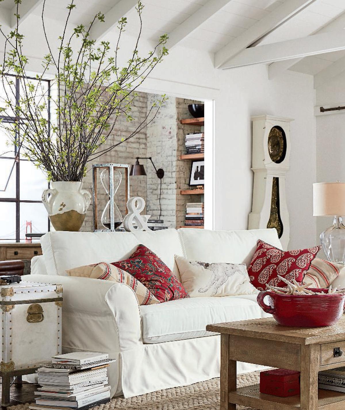 farmhouse industrial decorating ideas industrial. Black Bedroom Furniture Sets. Home Design Ideas