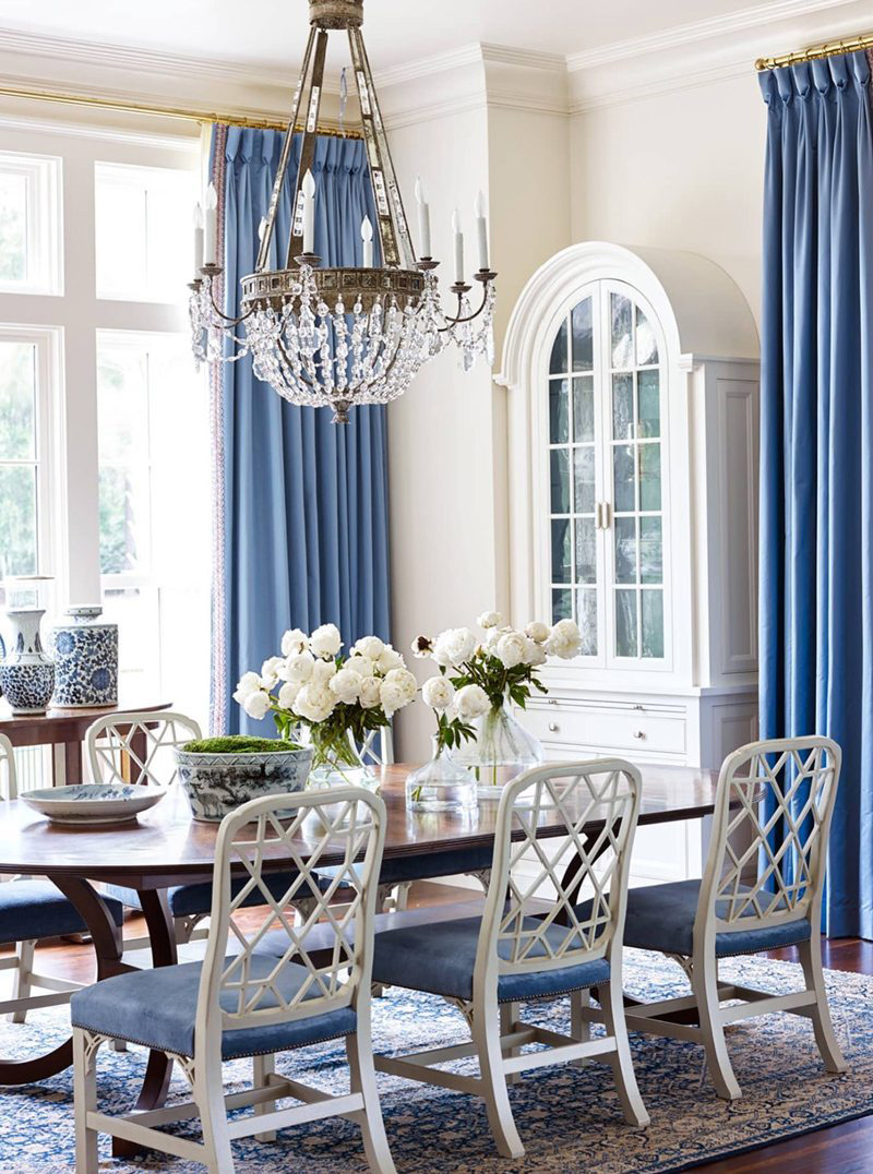 Blue Dining Rooms. Dining Room Post 4 Blue Ideas  Gallery of Stunning Pictures