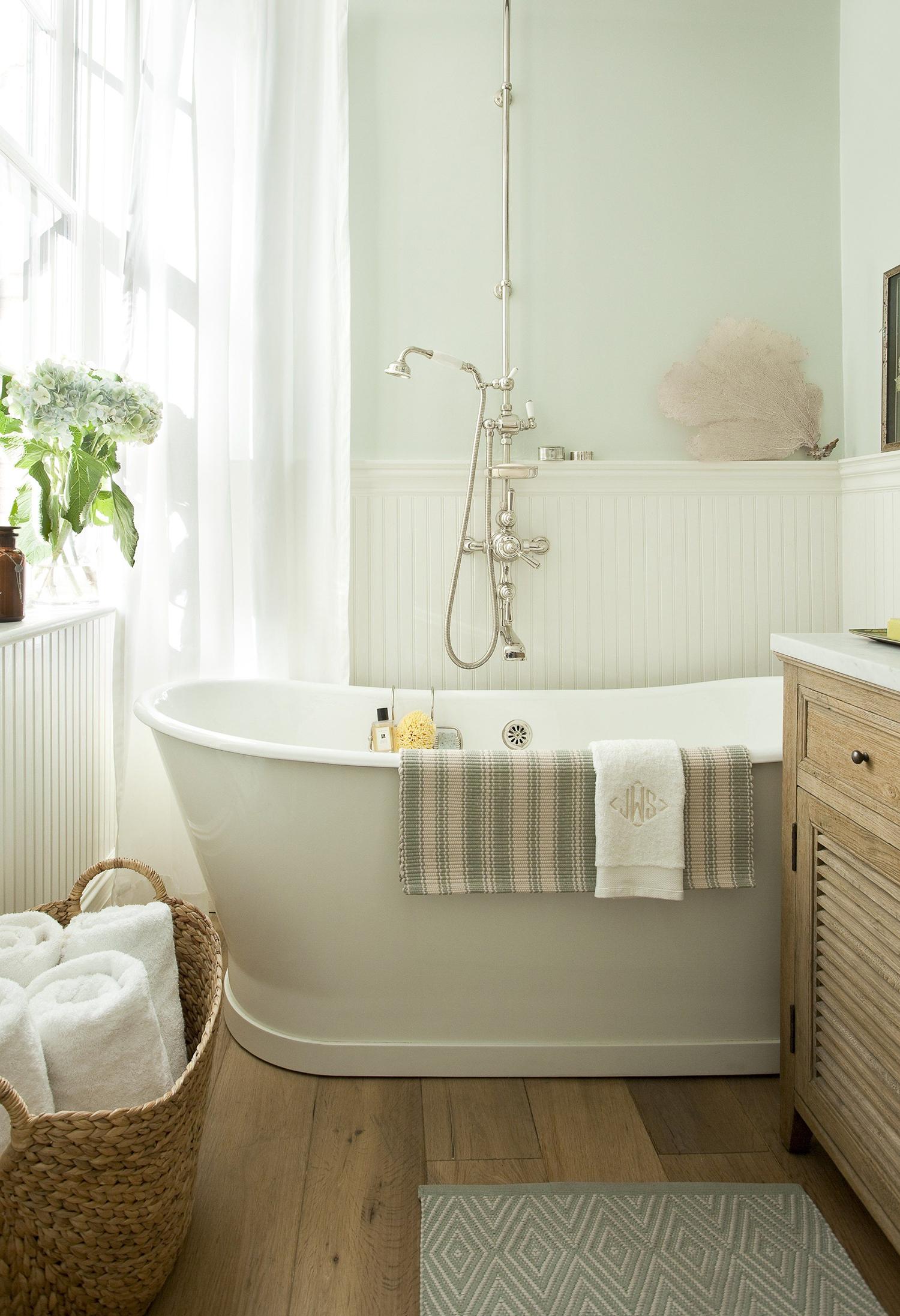 Superb Light Green Bathroom Ideas Part - 13: Light Bathroom Ideas