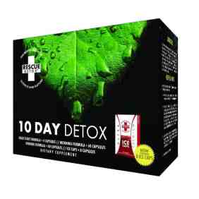 Rescue Detox 10-Day Cleansing Kit