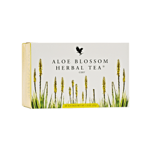 Forever Aloe Blossom Tea UK