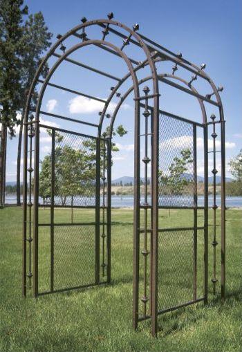 Metal Pergola Arch Buy The Metal Pergola Arch Online