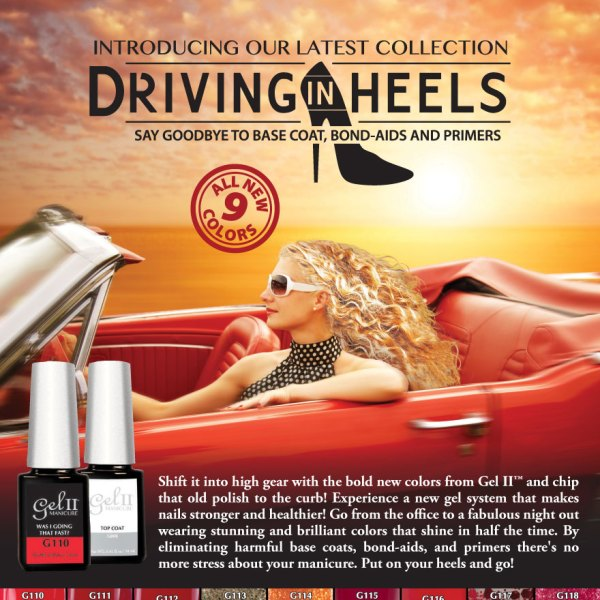 Driving In Heels Collections