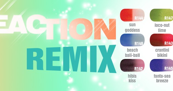Reaction Remix Collection