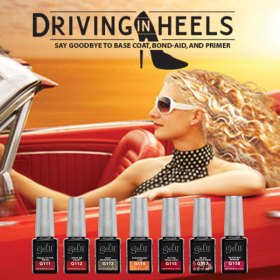 Gel II Driving In Heels Collections