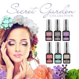 Gel II Secret Garden Collection