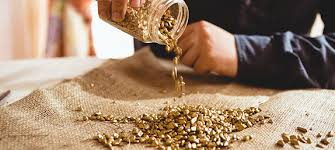 Buy gold nuggets today