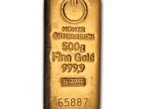 Buy gold in grams