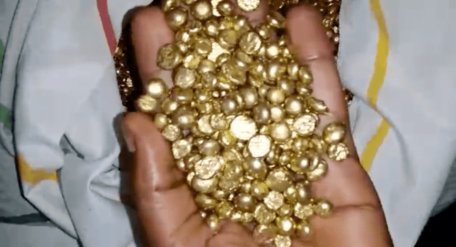 Congo gold at cheap and affordable prices