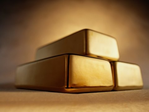 Buy gold during recession