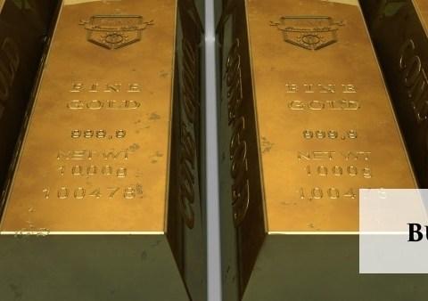 Buy gold online Belgium