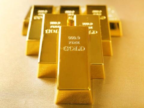 Buy gold bars at bank
