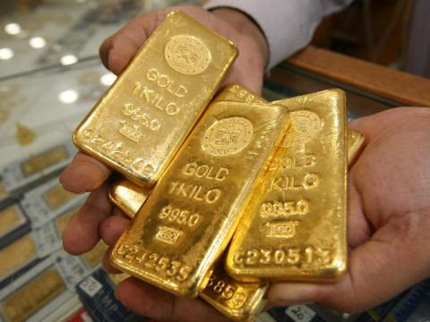 Buy gold bars for investment