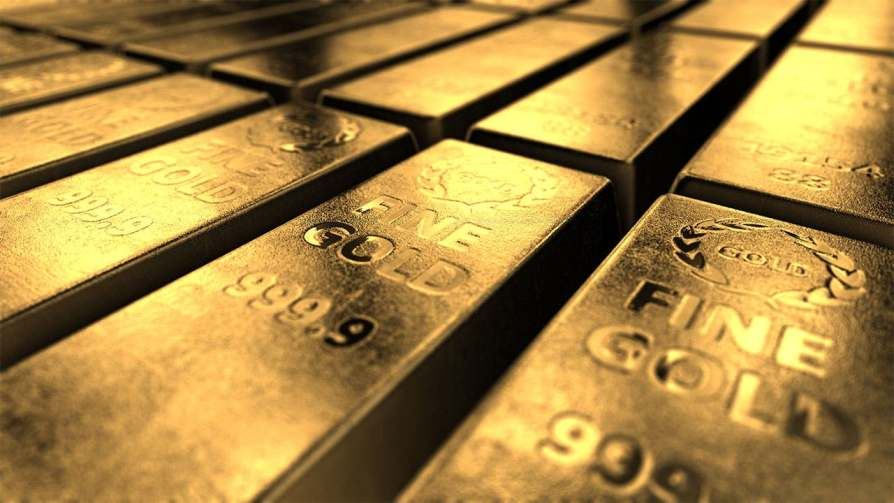 Buy gold bars in Virginia