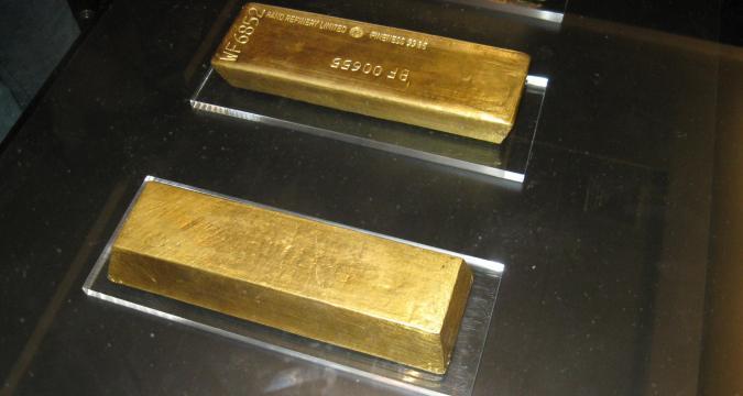 Buy gold bars Virginia