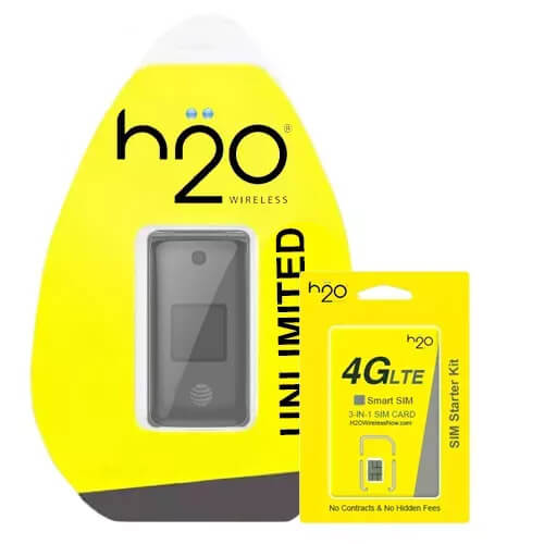 image of H2O Alcatel 4044 bundle