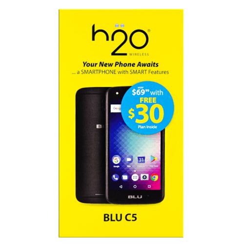 image of H2O BLU C5 Bundle