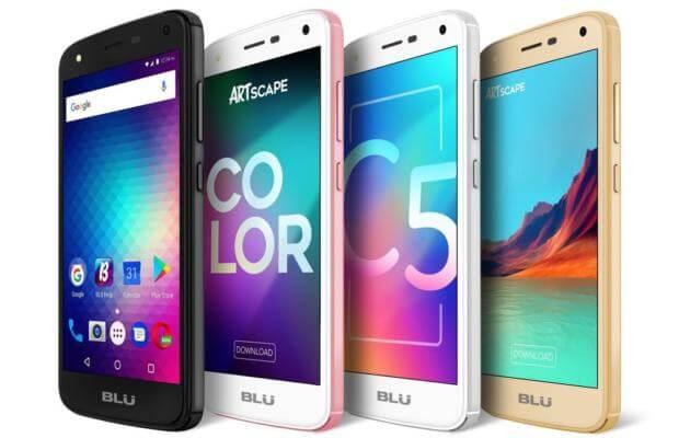 image of BLU C5 Phone specs