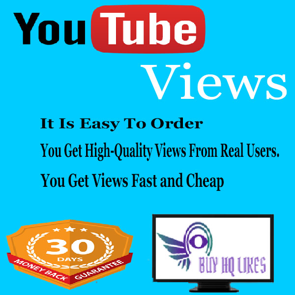 Buy 1000 YouTube Views For $1 - Cheap, Real & Fast Delivery!
