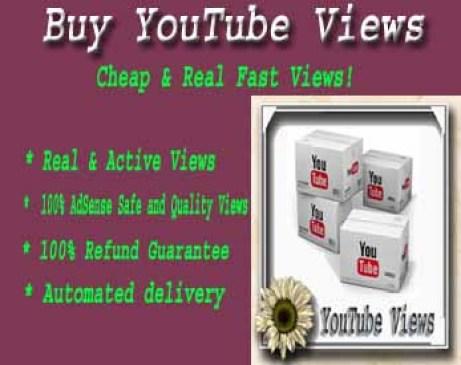 Buy 20000 YouTube Views