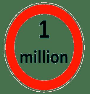 buy 1 million youtube views