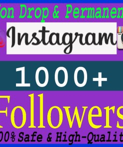 Buy 1000 Instagram Followers