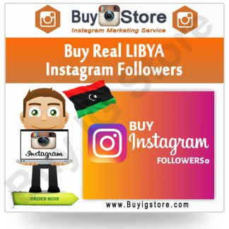 Buy LIBYA Instagram Followers