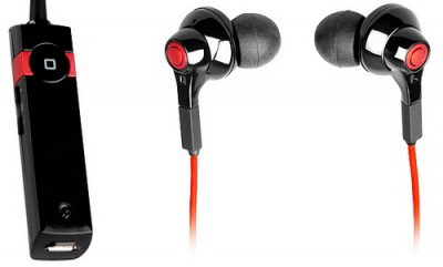 Antec A.M.P ISO - Noise Canceling In-ear Headphones