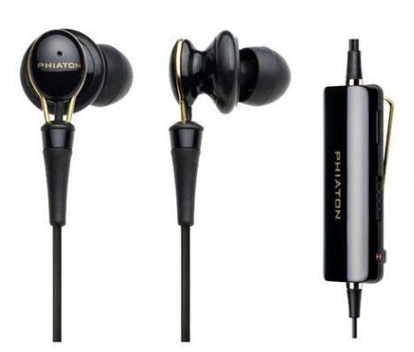 Phiaton's PS 20 NC - Noise Canceling In-ear Headphones