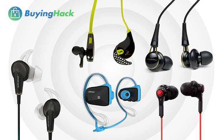 Noise Canceling In-ear Headphones