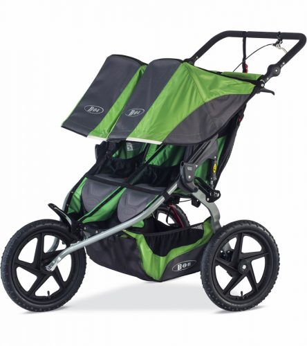 BOB 2016 Sports Utility Stroller, Meadow - Jogging Strollers