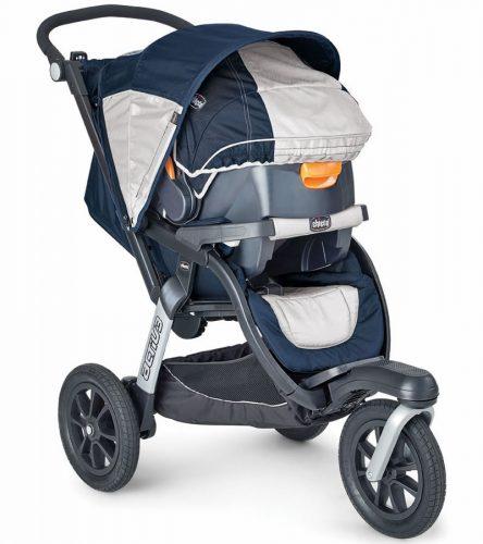 Chicco Activ3 Jogging Stroller - Jogging Strollers
