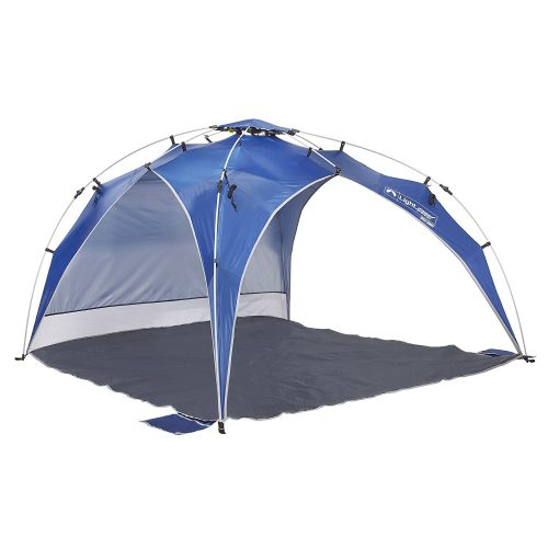 Lightspeed Outdoors Quick Beach Canopy Tent, Blue by Lightspeed Outdoors - beach tent