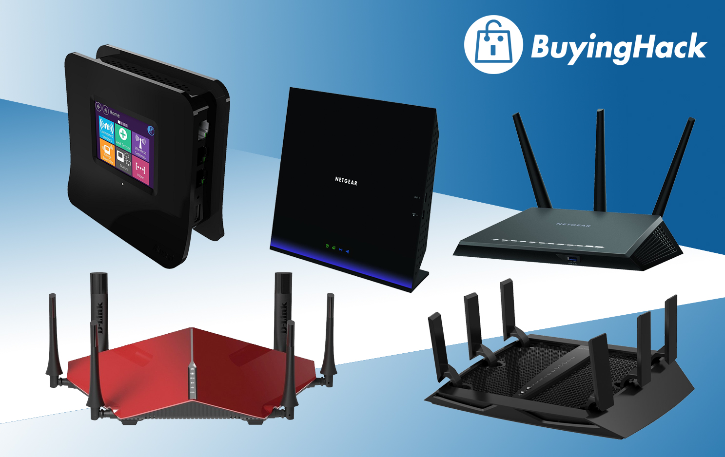 Top 15 Wireless Routers In 2018 Review Asus Rt Ac3200 Tri Band Gigabit Router Ac 3200 Mbps