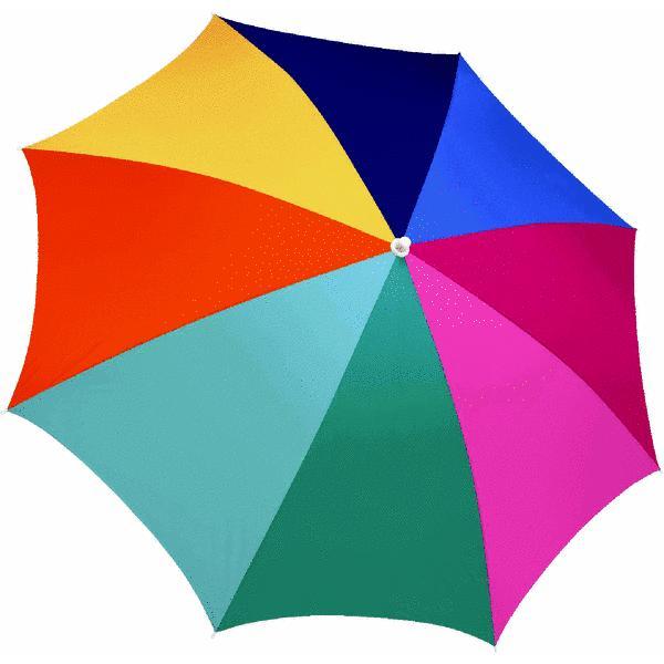 Rio Beach Deluxe Sunshade Umbrella_15 best beach umbrella