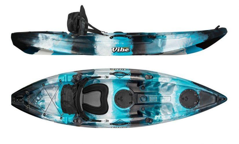 The Vibe Skipjack 90 Kayak - fishing kayaks