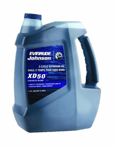 E-TEC XD Evinrude Johnson 2-Cycle Oil - synthetic motor oils