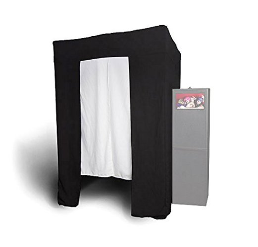 Inventive Photo Booth Tent - portable photo booths