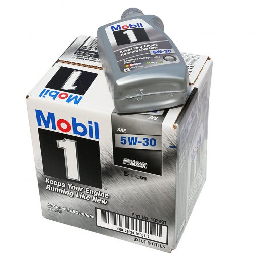 Mobil 1 Artificial Motor Oil -synthetic motor oils