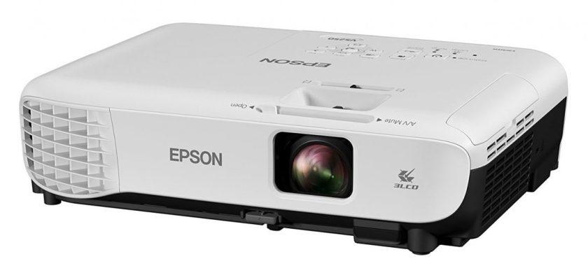 Epson VS250 Projector - Projectors under 1000