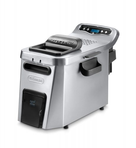 The Dual Zone Deep Fryer from DeLonghi-