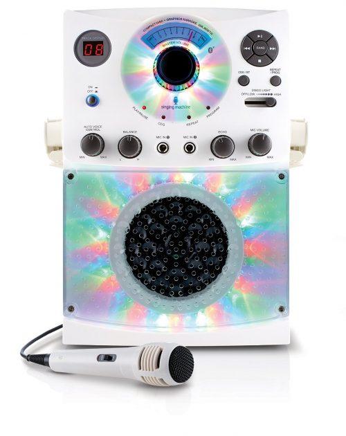 The Singing Machine SML385BTW - Kid Karaoke Machines